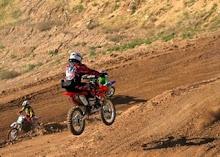 Jake Dirt Biking