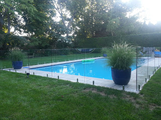 NY Glass Fencing Installation