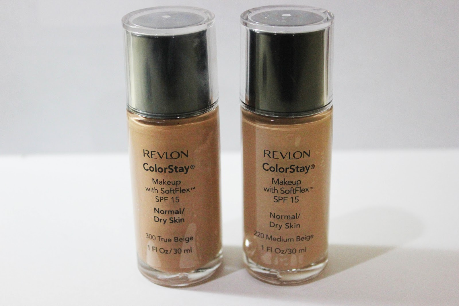 Revlon Color Stay Normal/Dry Skin Foundation; Reviews and Swatches ...