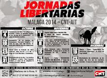 Jornadas libertarias en Málaga