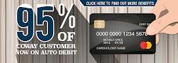 Bayar Guna Kad Debit / Kad Kredit