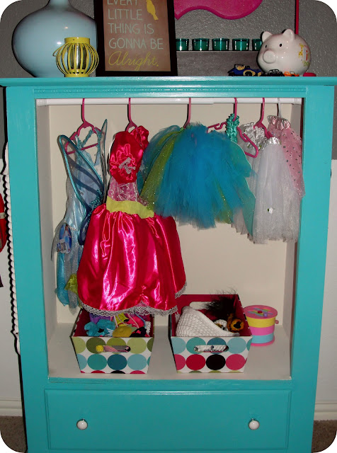 Dress up Clothes Dresser 2 Old Dresser Into Dress up