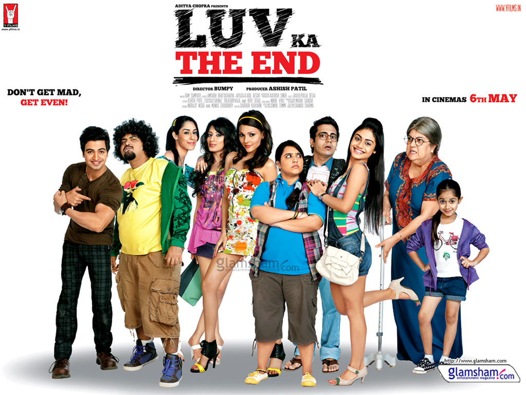 Love Ka Wallpaper : Luv Ka The End 2011 Movie Wallpapers Wallpapers Pictures ...