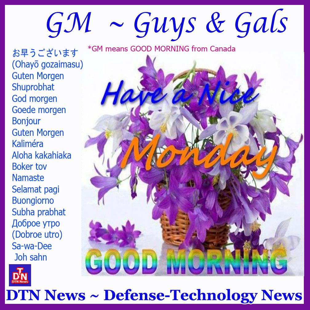 Good Morning Monday Images Pic · good monday morning
