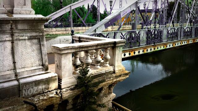 Puente de hierro, 2013 Abbé Nozal
