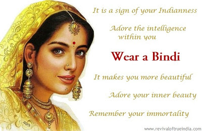 Significane of Bindi