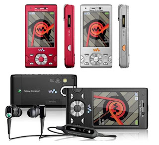 Sony Ericsson W995 is another Great phone from sony Ericsson