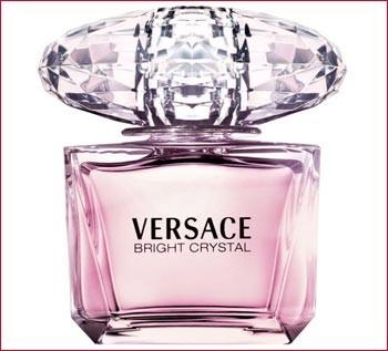 Amostra Gratis Perfume Versace Bright Crystal