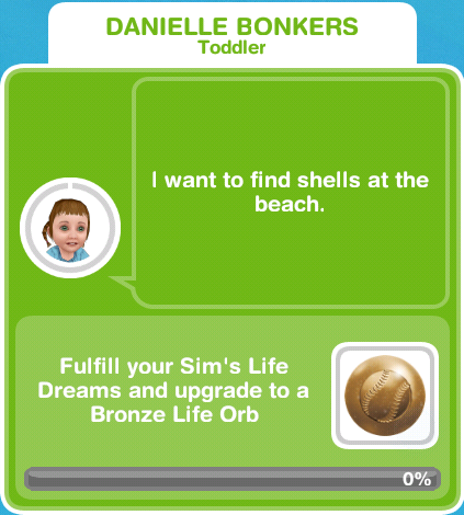 Sims FreePlay Toddlers