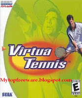 Virtua Tennis PC Game