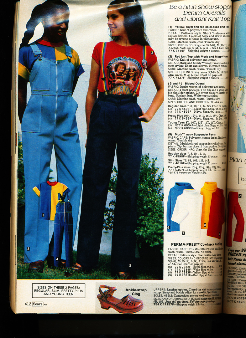1980s Fashion For Teenage Girls Three awful teen fashion pages