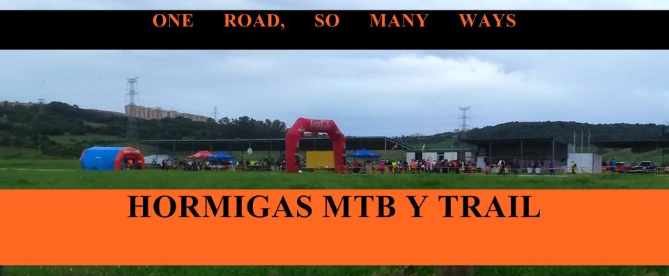 Hormigas MTB y trail