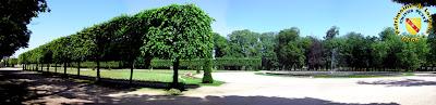 LUNEVILLE (54) - Les jardins du château