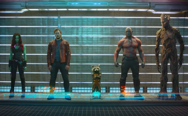 """Review of """"Guardians of the Galaxy"""""""
