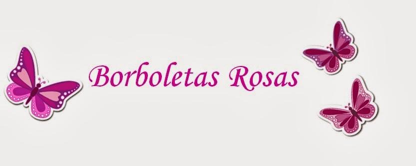 Borboletas Rosas