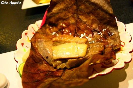 Octie Appetie: Day 5: Kaiseki Dinner at Kokuya Ryokan