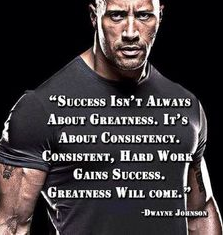 Greatness Will Come