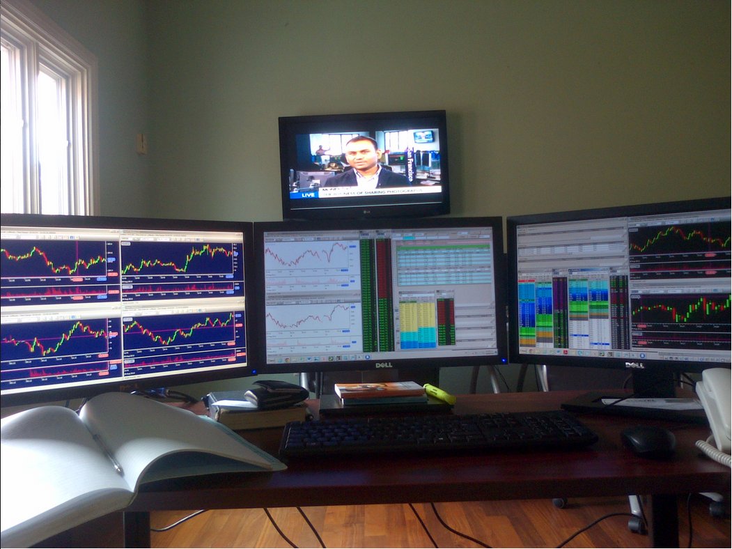 Currency traders major