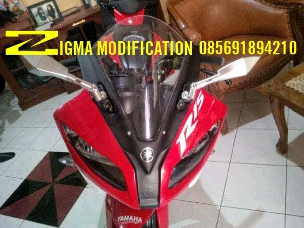 Modifikasi Swing Arm Yamaha R25