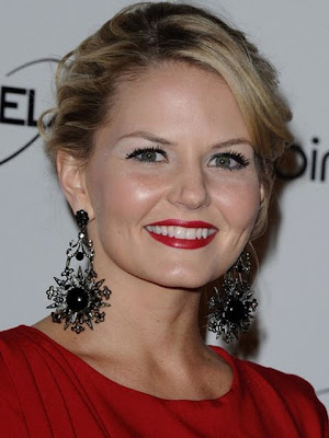 Jennifer Morrison Dangling Gemstone Earrings
