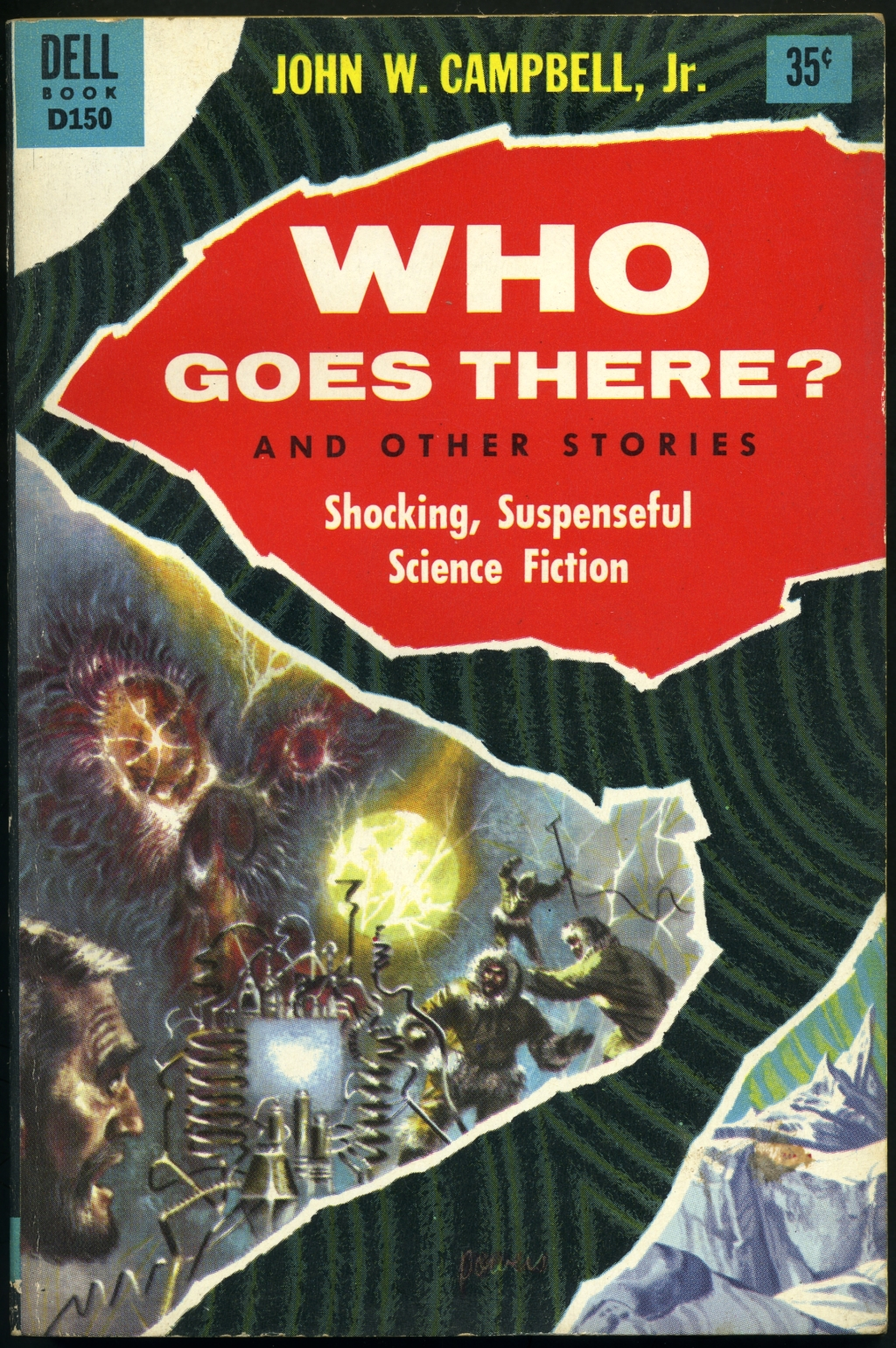 science fiction paperbacks  1943