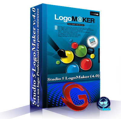 Studio 5 LogoMaker v.4.0