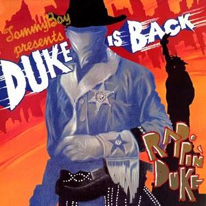 """Rappin' Duke – Duke Is Back (1986) (12"""") (320 kbps)"""