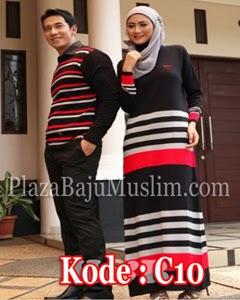 baju-muslim-sarimbit-murah-kode C10