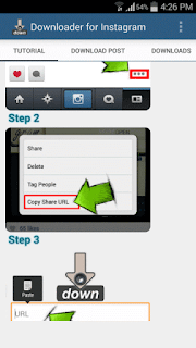 Tutorial Mudah Download Video Instagram di Android
