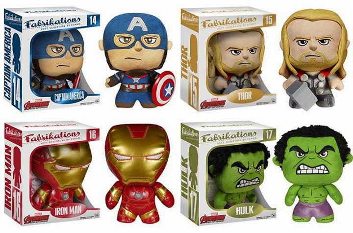 figurines pop marvel