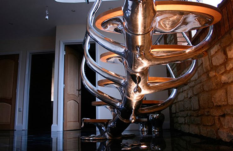stairs designed philip watts