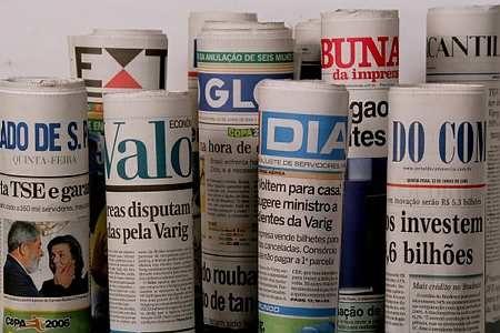 Manchetes, Anúncios, Crônicas...