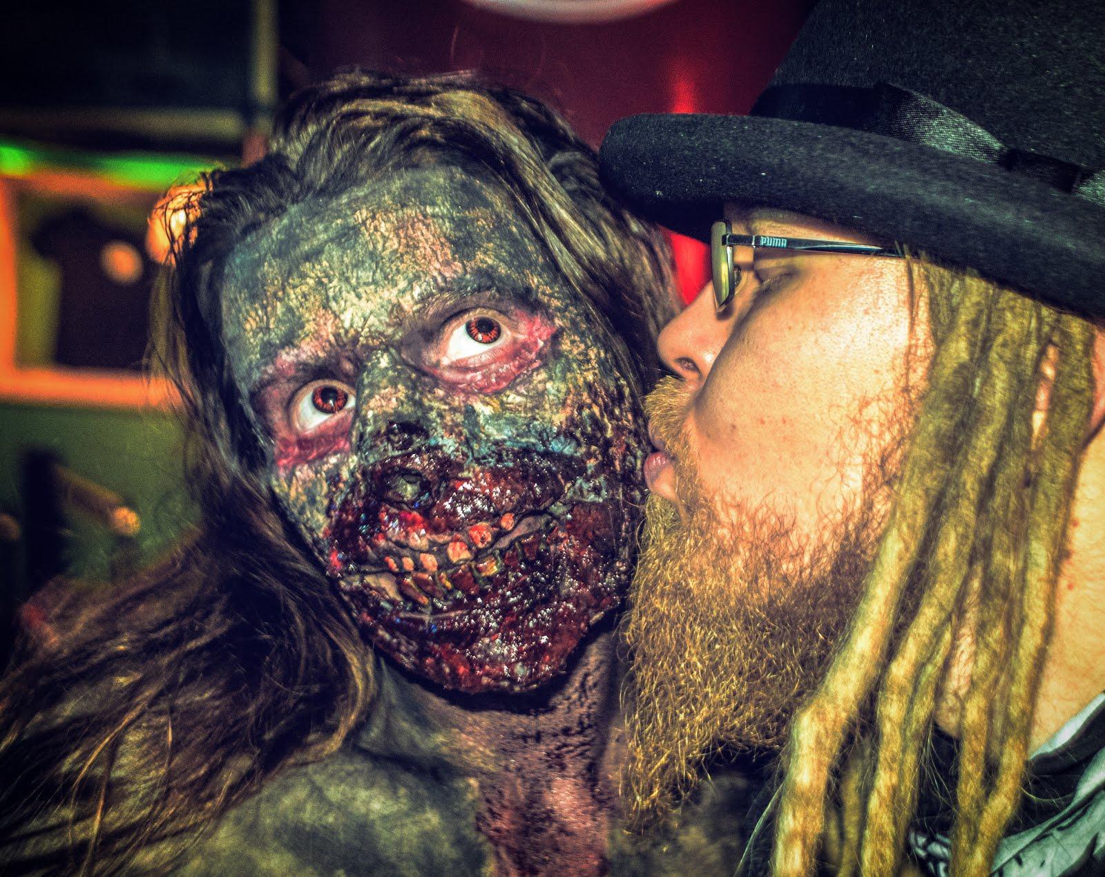 Zombie. 2016. Halloween tehostemaskeeraus: Ari Savonen.