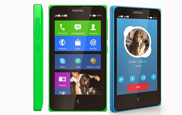 Nokia X, X+, dan XL