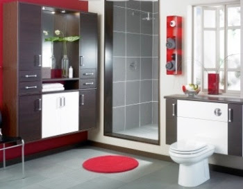 Bathroom Layout on House Designs  Modern Bathroom Design Rexa