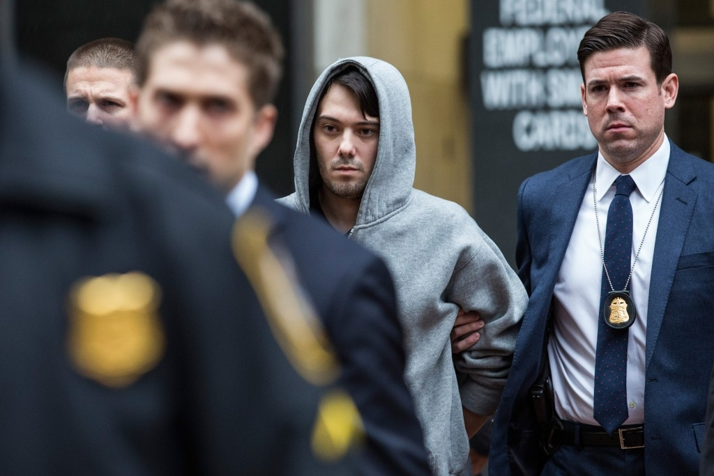 70 Of The Most Touching Photos Taken In 2015 - Martin Shkreli, who became known as