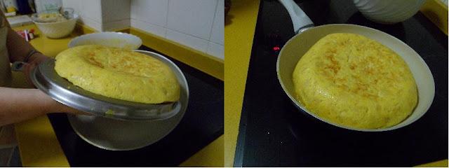 Tortilla De Patatas Al Microondas(4 Personas)