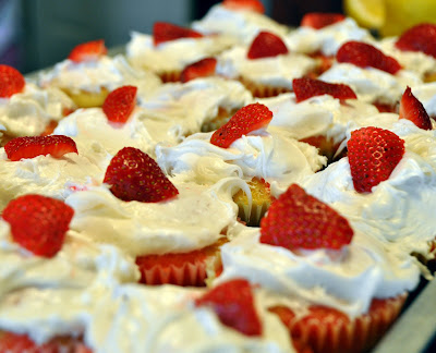 These poke cake cupcakes are always a hit and an easy way to serve everyone cake at your next celebration.