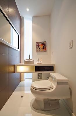 Design Kamar Mandi Rumah Minimalis yang Mungil