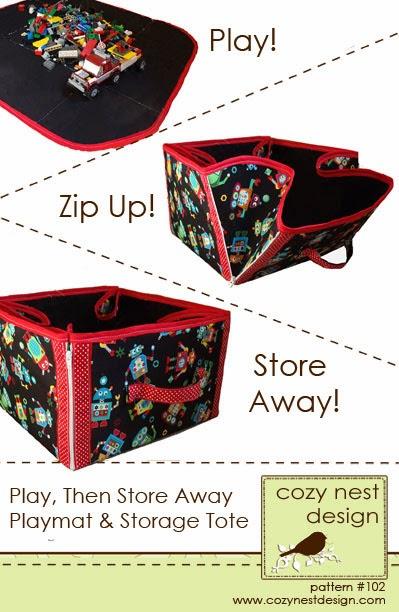 http://www.patternsonly.com/play-mat-organiser-storage-tote-cozy-nest-pdf-epattern-p-5426.html