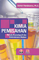 toko buku rahma: buku KIMIA PEMISAHAN, pengarang sumar hendayana, penerbit rosda