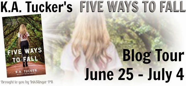 http://www.inkslingerpr.com/2014/06/25/k-a-tuckers-five-ways-to-fall-blog-tour/