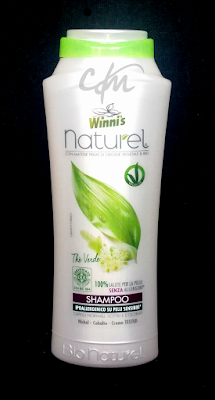 Review: Shampoo Capelli Normali, Sottili e Colorati al Thè Verde - Winni's Naturel