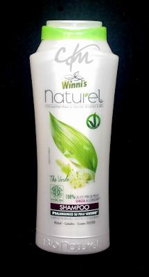 recensioni shampoo thè verde winni's naturel