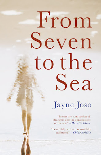 Herne Hill Books launch 'From Seven to the Sea' 7pm Tues 2nd April, 289 Railton Rd, London SE24 0LY