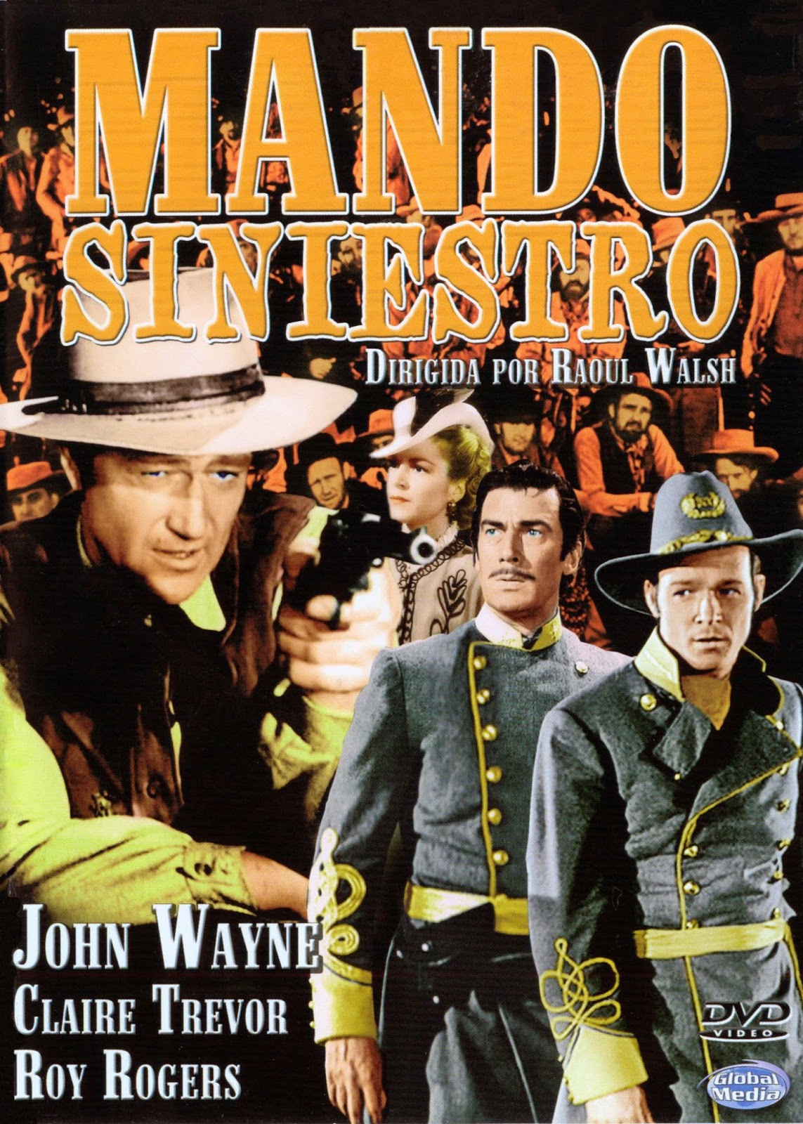 Mando Siniestro (1940)