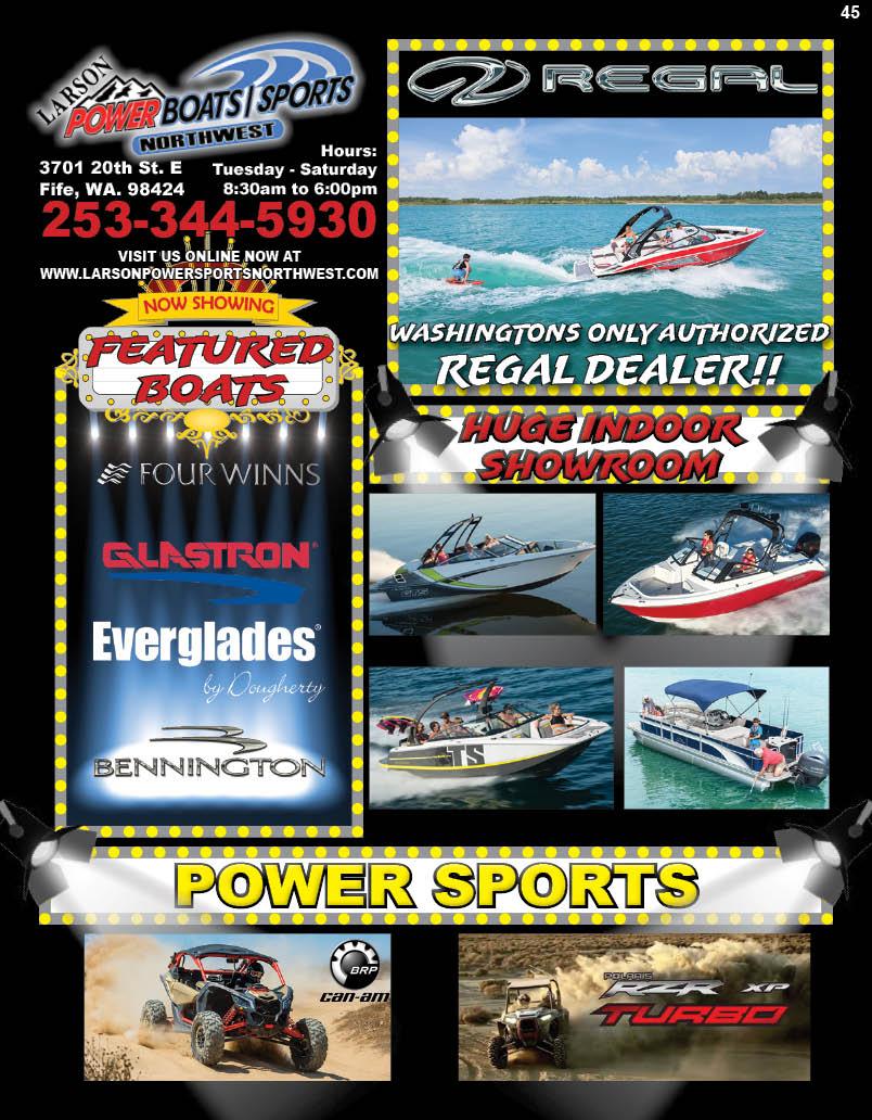 Larson Power Boats/Sports Northwest