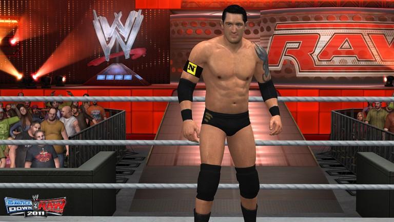 wwe smackdown vs raw 2011 скачать
