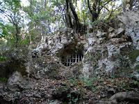 ingresso Grotta Alfio