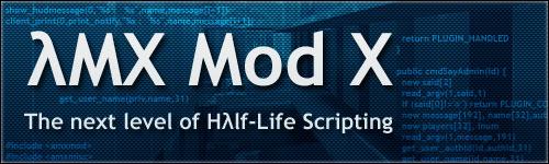 cs 1.6 amx modx